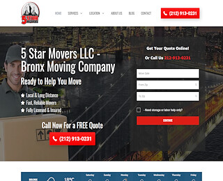 Moving Company Bronx