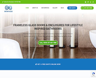 Shower Glass Doors Toronto