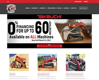 Takeuchi Skid Steer Dealer