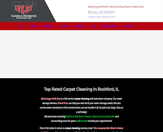 carpet cleaners Rockford