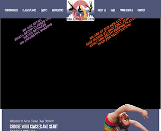 Circus classes Denver