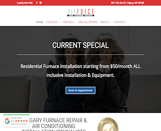 Emergency Furnace Repair Calgary