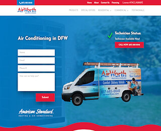 Air Conditioning Services Colleyville
