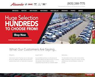 Oxnard Car Dealerships