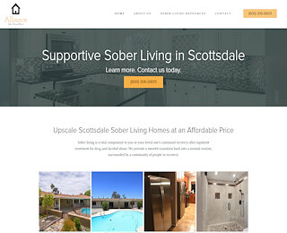 alliancesoberhomes.com