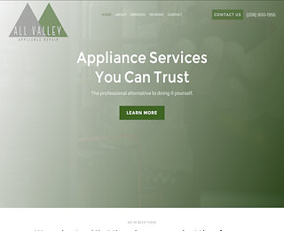 allvalleyappliancerepair.com