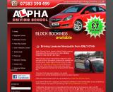 alphadrivingschoolne.co.uk