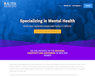 Depression Treatment California