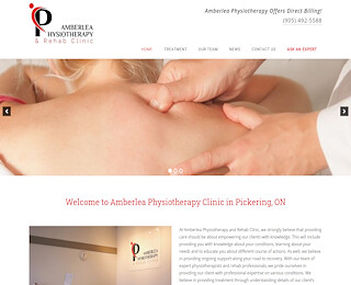 physiotherapy clinic Pickering