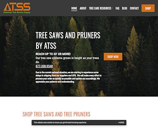 americantreeservicesupply.com