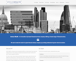 Corporate Pension Review London