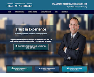 Brooklyn Center Bankruptcy Attorney