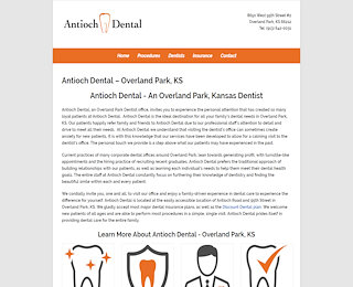 Family Dentist In Overland Park Ks