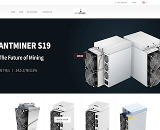 Antminer Bitmain Hardware Equipment