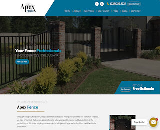 Fence Companies In Baton Rouge