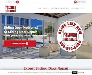 Las Vegas Sliding Glass Door Repair