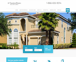 Rental Vacation Homes In Orlando