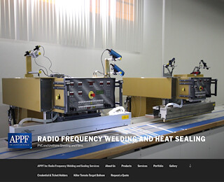Radio Frequency Welding