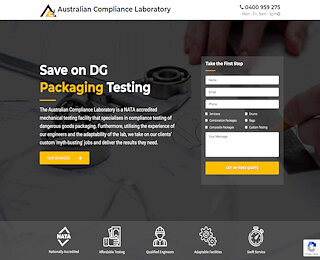 Packaging Testing Labs