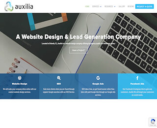Orlando Custom WordPress Website Design