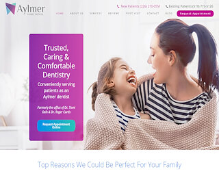 Teeth Whitening Aylmer