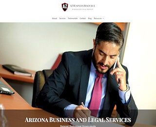 azbusinessresource.com