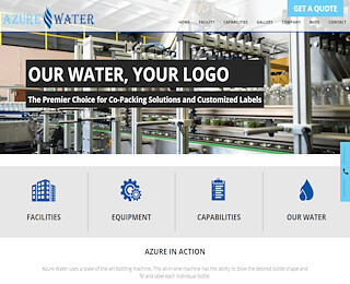 Bottled water copacker Orlando