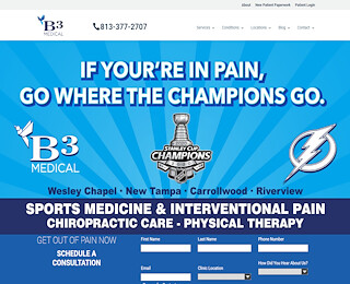 Sports Injury Tampa