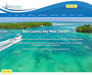 Backcountry Fishing Tours Key West