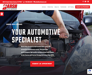 Car Repair Conroe Tx