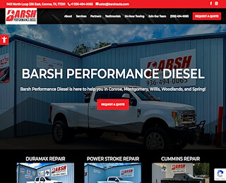 barshperformancediesel.com