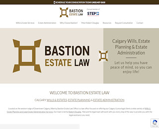 Calgary Estate Law