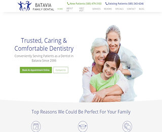 Dental Sealants Batavia NY