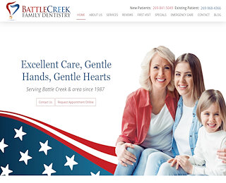 Pediatric Dentist Battle Creek Mi
