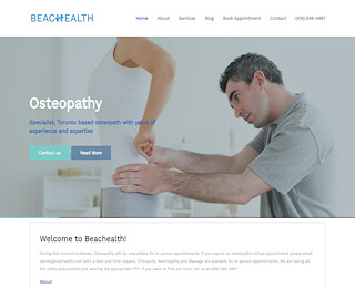 Osteopathy Downtown Toronto
