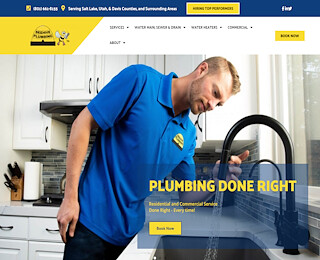 24 Hour Plumber Salt Lake City