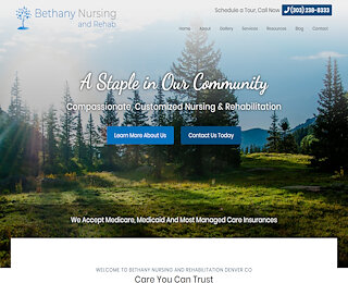 Nursing Homes In Denver Co