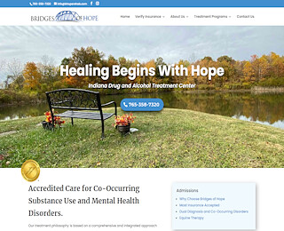 Drug rehabilitation hospital of Indiana