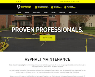 pavement maintenance Portland Oregon