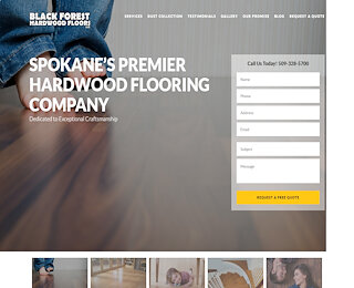 Wood Flooring Spokane