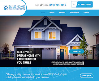 bluehomeconstruction.com