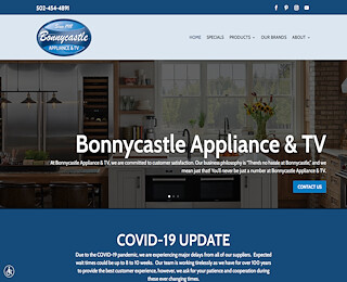 bonnycastleappliance.com