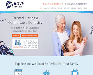 dentist near me - bovedentistry com