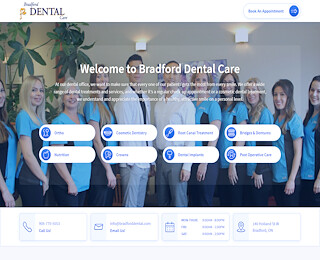 bradforddental.com