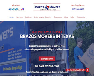 Stephenville Moving Companies