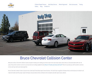 Collision Repair Process Hillsboro