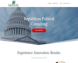 Republican Political Consultant Maryland