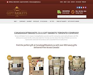 canadasgiftbaskets.ca