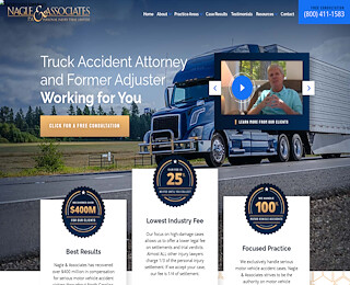 Tractor Trailer Accident Attorney Charlotte NC