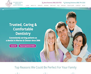 Pediatric Dentist Warren